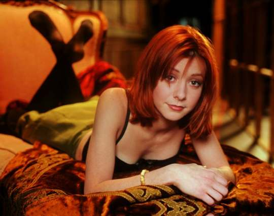 Alyson Hannigan hot picture